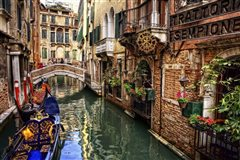 London - Venice (with return) from 18.51£