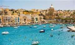 Luxembourg - Malta (with return) from 25.98€