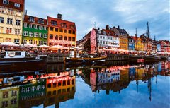 Paris - Copenhagen & Copenhagen - Paris from 388.29€