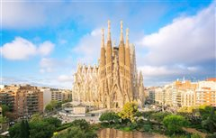London Stansted - Barcelona (with return) from £32.18