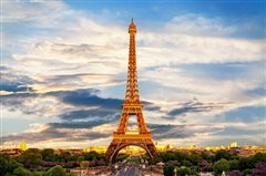 Madrid - Paris Beauvais (with return) from 32.26€