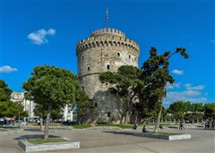 Paris Beauvais - Thessaloniki (with return) from 48.67€