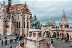 Milan Bergamo - Budapest (with return) from 24.38€