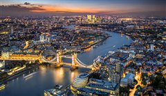 Belgrade - London (with return) from €51,09