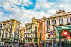 London - Barcelona (with return) from 21.07£