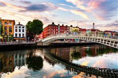 London Stansted - Dublin from 13.99£