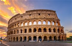Frankfurt - Rome (with return) from €24.98