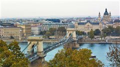 Brussel Charleroi - Budapest (with return) from 23.03€