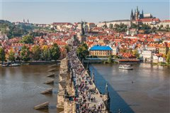 Barcelona-El Prat - Prague (with return) from 48.43€