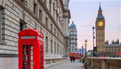 Paris - London (with return) from 50.07€