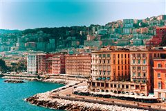 Eindhoven - Naples (with return) from 50.86€
