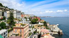 Milan Bergamo - Naples (with return) from 48.38€