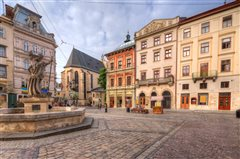 London Luton - Lviv (with return) from 63.04€