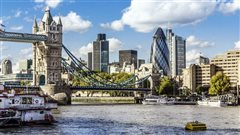 Madrid - London Stansted (with return) from 33.36€