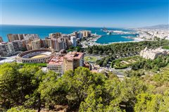 London - Malaga (with return) from 10.98£