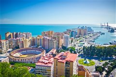 Eindhoven - Malaga (with return) from 35.08€