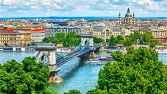 Brussels - Budapest (one way) from 39.99€