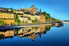 Kyiv - Stockholm (with return) from 46.42€