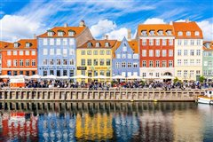 Vienna - Copenhagen (one way) from 59.33€