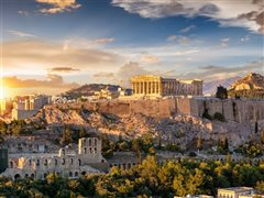Milan - Athens (with return) from 64.50€