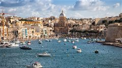 London Luton - Malta (with return) from £19.01