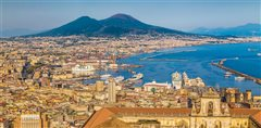 Turin - Naples (with return) from 21.70€