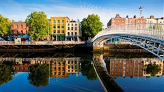Paris Beauvais - Dublin (with return) from 19.98€