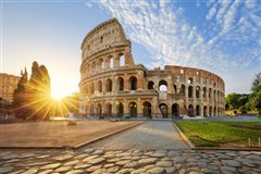 London - Rome (with return) from £41.40