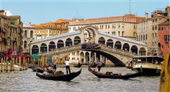 London - Venice (with return) from 18.49£