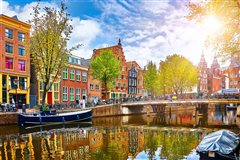 Paris (France) - Amsterdam (Netherlands) from 49€