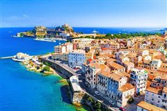 London - Corfu (with return) from 25.81£