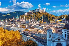 St Petersburg - Salzburg (with return) from 69.98€