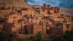 Brussels - Nador Morocco (with return) from 37.98€
