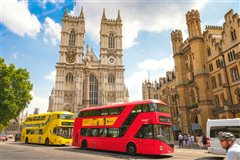 Rome (Ciampino) - London (Stansted) (with return) from 32.58€