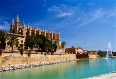 Eindhoven - Palma (with return) from 61.56€