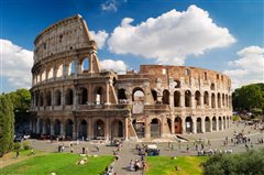 London Stansted - Rome Ciampino (with return) from £40.98