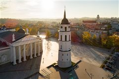 London - Vilnius (with return) from 17.98£