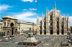 Madrid - Milan Bergamo (with return) from 41.82€