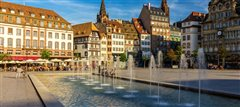 Bordeaux - Strasbourg from 19.00€
