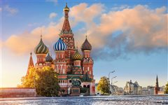London - Moscow (with return) from £33.98