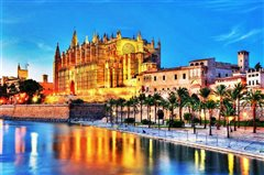 Madrid - Palma (with return) from 42.04€