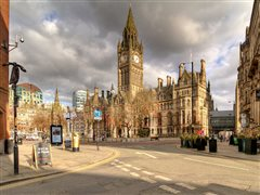 Eindhoven - Manchester (with return) from 21.72€