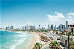 Berlin Schonefeld - Tel Aviv (with return) from 39.98€