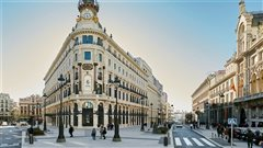 London Stansted - Madrid (with return) from £35.30