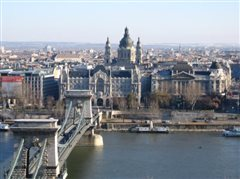 London Stansted - Budapest (with return) from £19.98
