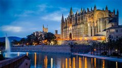 Barcelona-El Prat - Palma (with return) from 26.19€