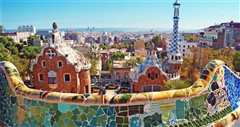 London - Barcelona (with return) from 50€