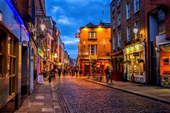 Eindhoven - Dublin from 17,99€