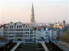 Bucharest - Bruxelles (one way) from 49.99€