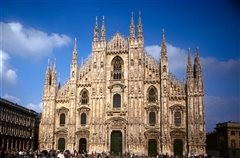 London Stansted - Milan Bergamo (with return) from £34.36